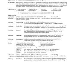 Job Objectives On Resumes Resume What Should Be The Objective In