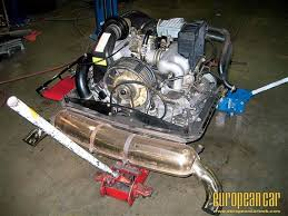 1988 porsche carrera engine rebuild part 1 european car magazine 0503 ec 1988 porsche carrera engine rebuild 05 on jack z