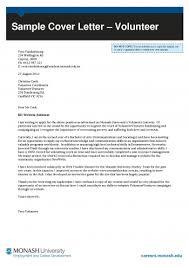 example resume volunteer work charity volunteer experience resume sample cover letter for volunteer work