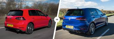VW Golf GTI vs Golf R – which hot hatch is best? | carwow