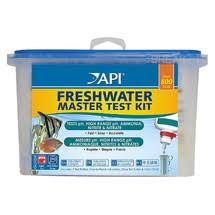 Master Test Kit Chart Welcome To Api Fishcare Freshwater Master Test Kit