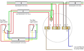 how to wire a two way light switch diagram wiring ceiling rose two way switching old colours wire diagrams