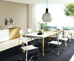 how high to hang chandelier over dining table marvelous hanging lamp over dining table room two