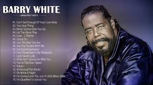 <b>Barry White</b> Greatest Hits 2019 - Best Songs Of <b>Barry White</b> - Barry ...