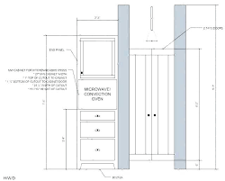 cabinet width kitchen cabinet width for 30 wall oven