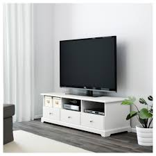 IKEA LIATORP TV bench Smooth-running drawers with drawer stops to keep them  in place