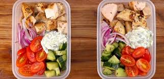 prep a week s worth of healthy lunches in just 40 minutes with our fresh bo of