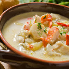 10 Best Thick Seafood Chowder Recipes ...