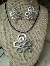 Pin by jeannette sims on wire | Diy wire jewelry, Wire wrapped jewelry,  Wire work jewelry