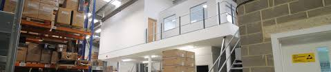 office mezzanine. Office Mezzanine Floors - Design, Supply And Installation Services Office