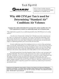 Cfm Per Ton Chart Trend Cfm Per Ton Of Cooling Geqgqe Air Conditioning Heat