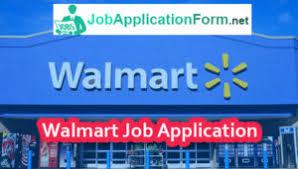 Walmart Application Walmart Application Online Pdf 2019 Careers How To