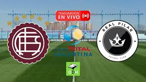 LANÚS VS REAL PILAR EN VIVO || COPA ARGENTINA-NARRACIÓN - YouTube