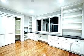 custom home office cabinets. Perfect Home Built In Office Cabinets Home Custom   Throughout