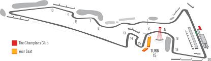 2020 F1 Usgp Ticket Packages Turn 15