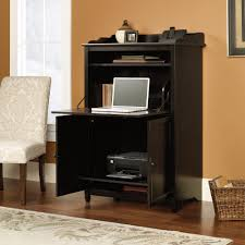 traditional hidden home office desk. Brilliant Office SmartCenter Secretary To Traditional Hidden Home Office Desk