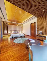 view in gallery lavish master bedroom bines modern and javanese design elements
