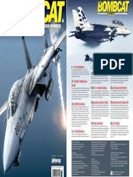 F-14B Afms Bombcat pp 47 | Fighter Aircraft | Military Forces