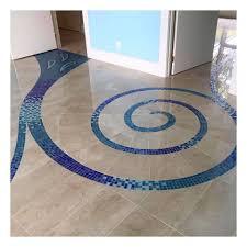 oceanside glasstile floor