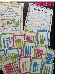 162 best Place Value images on Pinterest | Math activities, First ...