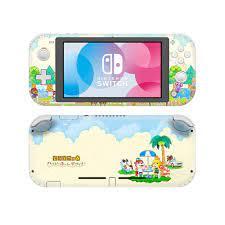 Sticker Dán Máy Chơi Game Nintendo Switch Lite Ns, Giá tháng 4/2021