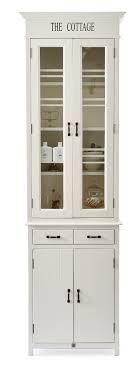 Riviera Maison Cottage Kitchen Display Cabinet Wayfaircouk