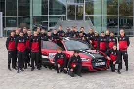 Detailed info on squad, results, tables, goals scored, goals conceded, clean sheets, btts, over 2.5, and more. Audi Welcomes Football Players From Fc Ingolstadt 04 Audi Mediacenter