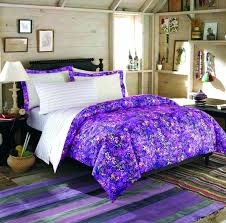 cute purple bedding teen girl bedding sets with purple fl pattern comforter and white bedspread combined cute purple bedding