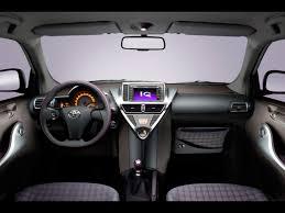 2008 Toyota iQ - Dashboard - 1280x960 - Wallpaper