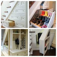 understairs storage ideas