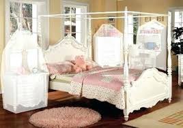 Canopy Beds Covers Bed Cover Twin Full Size White Inside Dhp Ca ...