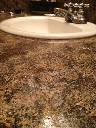 Diy Faux Granite Countertops Oooh I Could Totally Do That Think It Try It Diy On The Fly