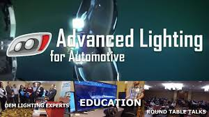 Advanced Lighting For Automotive Advanced Lighting For Automotive Conference