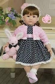 <b>NPK</b> collection AnneDoll <b>60cm Silicone Reborn Baby</b> Doll Cloth ...