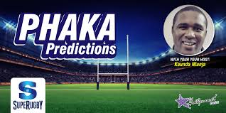 phaka predictions round 4 super rugby 2019