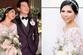 Expelled from all england 2021, greysia polii: Momen Bahagia Pernikahan Atlet Bulu Tangkis Greysia Polli