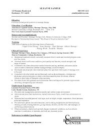 Massage Therapy Resume Examples Ultimate Massage Therapist Resumes Also Massage Therapy Resume 13