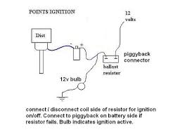 points distributor wiring diagram everything about mopar wiring diagrams wecrash demolition derby electronic ignition