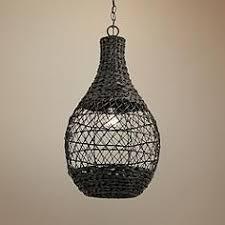 tropical pendant lighting. Palisades 14 1/4\ Tropical Pendant Lighting H