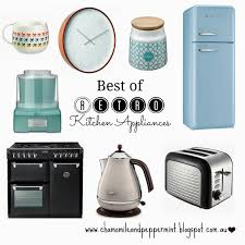 Retro Kitchen Appliance Brilliant Modern Retro Kitchen Appliance Ideas Kitchen Trends And