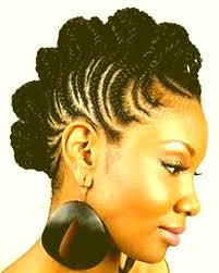 Natural Hairstyles For Short Hair Cornrow Hairstyles For Black Women