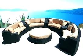 circular outdoor furniture seating medium size of round cushions for goods beautiful semi circle semi circular outdoor seating