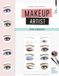Pdf Download Makeup Artist Eye Charts The Beauty Studio