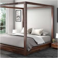 wood canopy bed. Wonderful Bed And Wood Canopy Bed