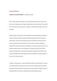 Leadership Essay Example Essays Concept Of Sample For