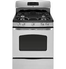 adora series by ge® 30 standing gas range jgb605setss ge product image