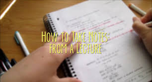 Watch Post It Notes How To Take Notes From A Math Lecture Youtube