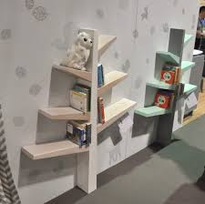 Spruce Tree Bookcase in possible new color combinations Babyletto at ABC  Kids Expo 2015