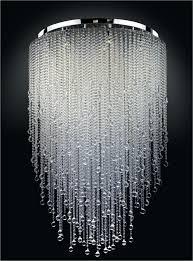big crystal chandelier grand clear crystal