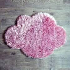 pink sheepskin rugs cloud washable faux sheepskin rug vintage pink pink sheepskin rug john lewis
